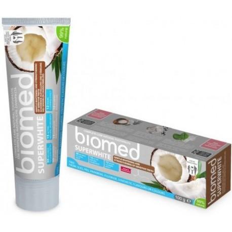 Zubná pasta Biomed s kokosovým olejom