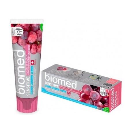 Zubná pasta Biomed s extraktom z červeného hrozna