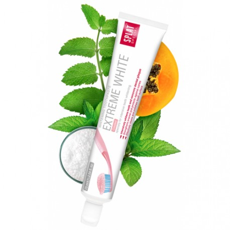 Zubná pasta EXTREME WHITE, SPLAT SPECIAL, 100ml