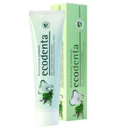 Zubná pasta s výťažkami so 7 bylín, Ecodenta, 100ml