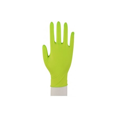 NITRILE POWDER FREE zelené (100 ks)
