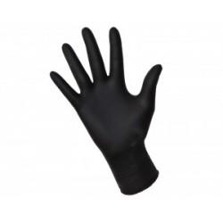 NITRILE POWDER FREE čierne (100 ks)