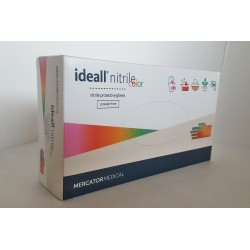 IDEALL NITRILE COLOR (100 ks) - AKCIA