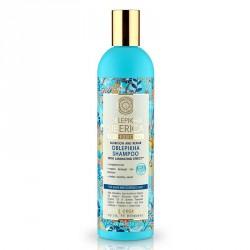 Rakytníkový výživný šampón na slabé a poškodené vlasy (400 ml), NATURA SIBERICA, Oblepikha
