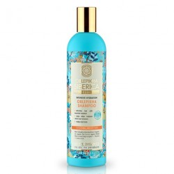 Rakytníkový hydratačný šampón pre normálne a suché vlasy (400 ml), NATURA SIBERICA, Oblepikha