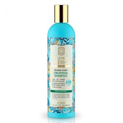 Rakytníkový šampón pre objem vlasov (400 ml), NATURA SIBERICA, Oblepikha