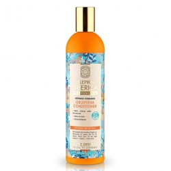 NATURA SIBERICA Rakytníkový hydratačný kondicionér pre normálne a suché vlasy (400 ml)