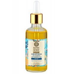 NATURA SIBERICA Rakytníkový olejový komplex pre poškodené vlasy (50 ml)