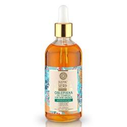 Rakytníkový olejový komplex pre rast vlasov (100 ml), NATURA SIBERICA, Oblepikha