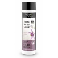 Prírodný šampón pre objem vlasov (280 ml), ORGANIC SHOP