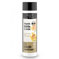 Prírodný kondicionér pre zvýraznenie farby (280 ml), ORGANIC SHOP