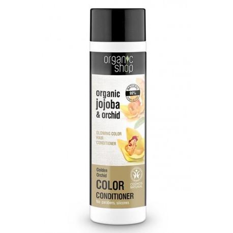 Kondicionér pre zvýraznenie farby (280 ml), ORGANIC SHOP