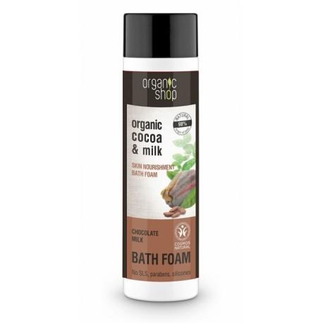 Vyživujúca pena do kúpeľa (500 ml)
