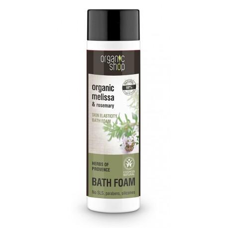 Pena do kúpeľa pre zvýšenie elasticity pokožky (500 ml)