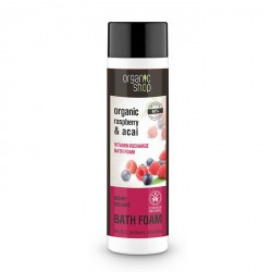 Vitamínová pena do kúpeľa (500 ml), ORGANIC SHOP