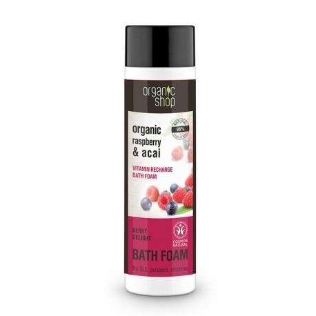 Vitamínová pena do kúpeľa (500 ml)