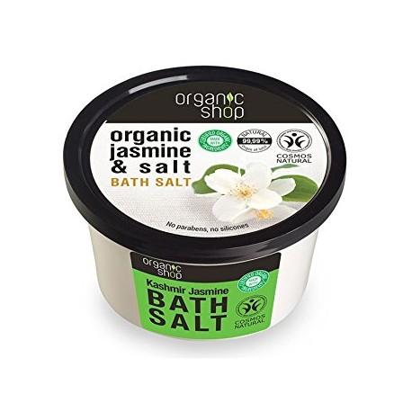 Soľ do kúpeľa Kašmírový Jazmín (250 ml)