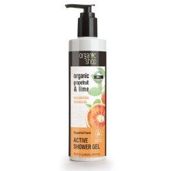 Aktivačný sprchový gél (280 ml), ORGANIC SHOP