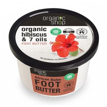 Maslo na nohy Africký Balzam (250 ml)