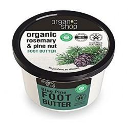 Maslo na nohy Modrá Borovica (250 ml)