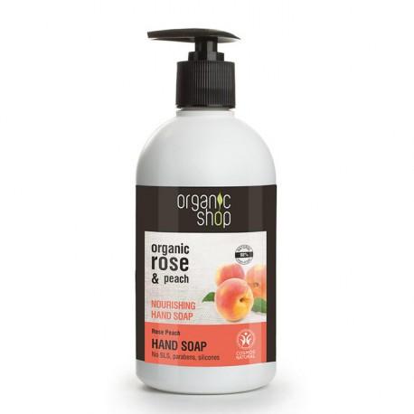 Výživné mydlo na ruky (500 ml)