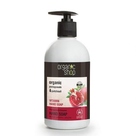 Vitamínové mydlo na ruky (500 ml)