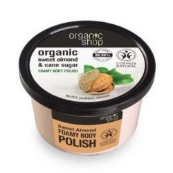 Penivý telový polish Sladká Mandľa (250 ml)