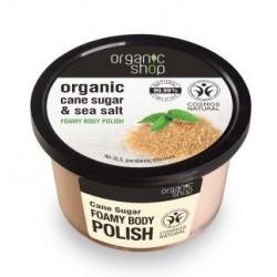 Penivý telový polish Trstinový Cukor (250 ml)