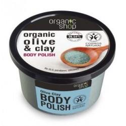 Telový polish Olivový prášok (250 ml)