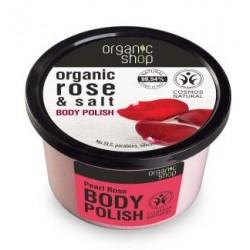 Telový polish Perlová ruža (250 ml)