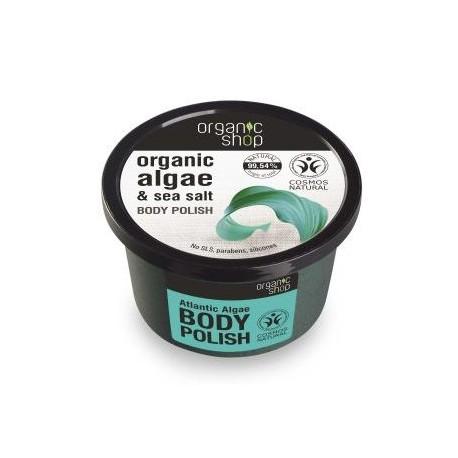 Telový polish Riasy Atlantiku (250 ml)