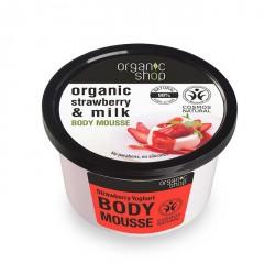 Telová pena Jahodový jogurt (250 ml)