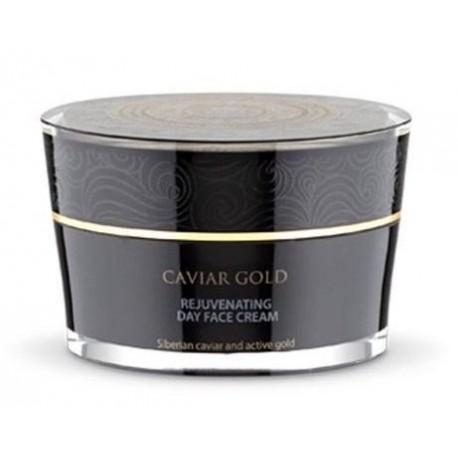 Omladzujúci denný krém na tvár (50 ml), CAVIAR GOLD, NATURA SIBERICA