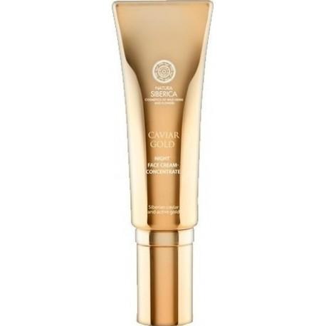 Nočný krémový koncentrát (30 ml), CAVIAR GOLD, NATURA SIBERICA