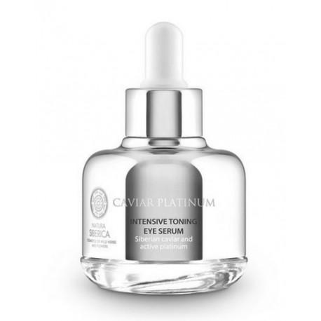 Intenzívne tonizačné očné sérum (50 ml), CAVIAR PLATINUM, NATURA SIBERICA