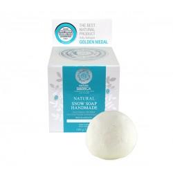 Prírodné ručne vyrobené snežné mydlo (100 g), NATURA SIBERICA