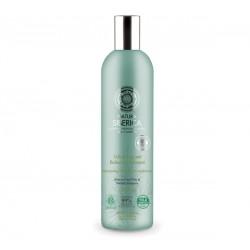 Šampón pre objem a rovnováhu vlasov (400 ml), NATURA SIBERICA