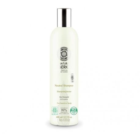 Neutrálny šampón (400 ml), NATURA SIBERICA
