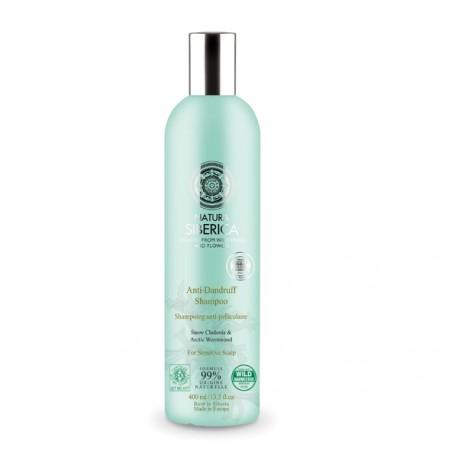 Šampón proti lupinám (400 ml), NATURA SIBERICA