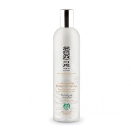 Energizujúci a ochranný vlasový kondicionér (400 ml), NATURA SIBERICA