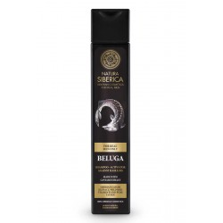 Šampón-aktivátor proti vypadávaniu vlasov Beluga (250 ml), NATURA SIBERICA