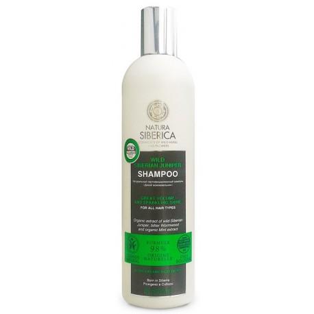 Šampón pre objem a lesk vlasov (400 ml), NATURA SIBERICA
