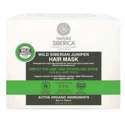 Maska pre objem a lesk vlasov (120 ml), NATURA SIBERICA