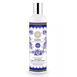 Kráľovský bobuľový šampón (400 ml), NATURA SIBERICA