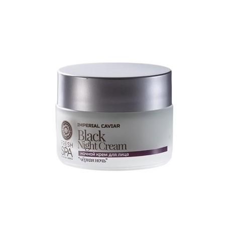 Omladzujúci nočný krém na tvár (50 ml), Imperial Caviar, NATURA SIBERICA
