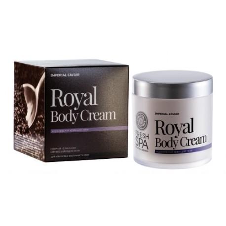 Luxusný vyhladzujúci telový krém (400 ml), Imperial Caviar, NATURA SIBERICA