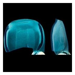 M 407 Vysoká zakrivená molárová matrica