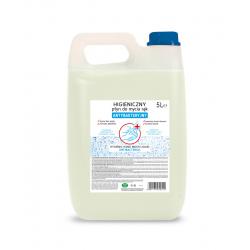 Antibakteriálny prostriedok na ruky s dezinfekčným účinkom (5 000 ml)