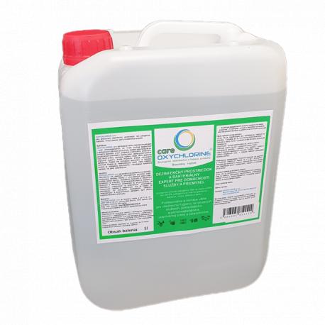 OXYCHLORINE CARE 5L, ekologická biocídna dezinfekcia pokožky rúk a tela